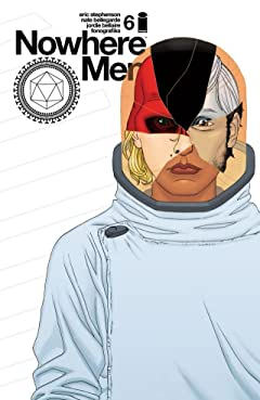 Nowhere Men #6