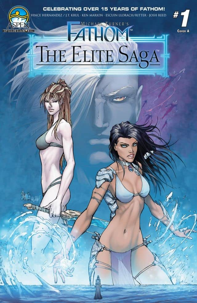 Fathom: The Elite Saga #1