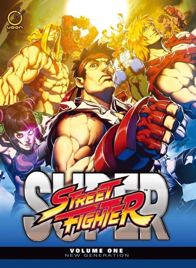 Super Street Fighter Vol. 1: New Generations