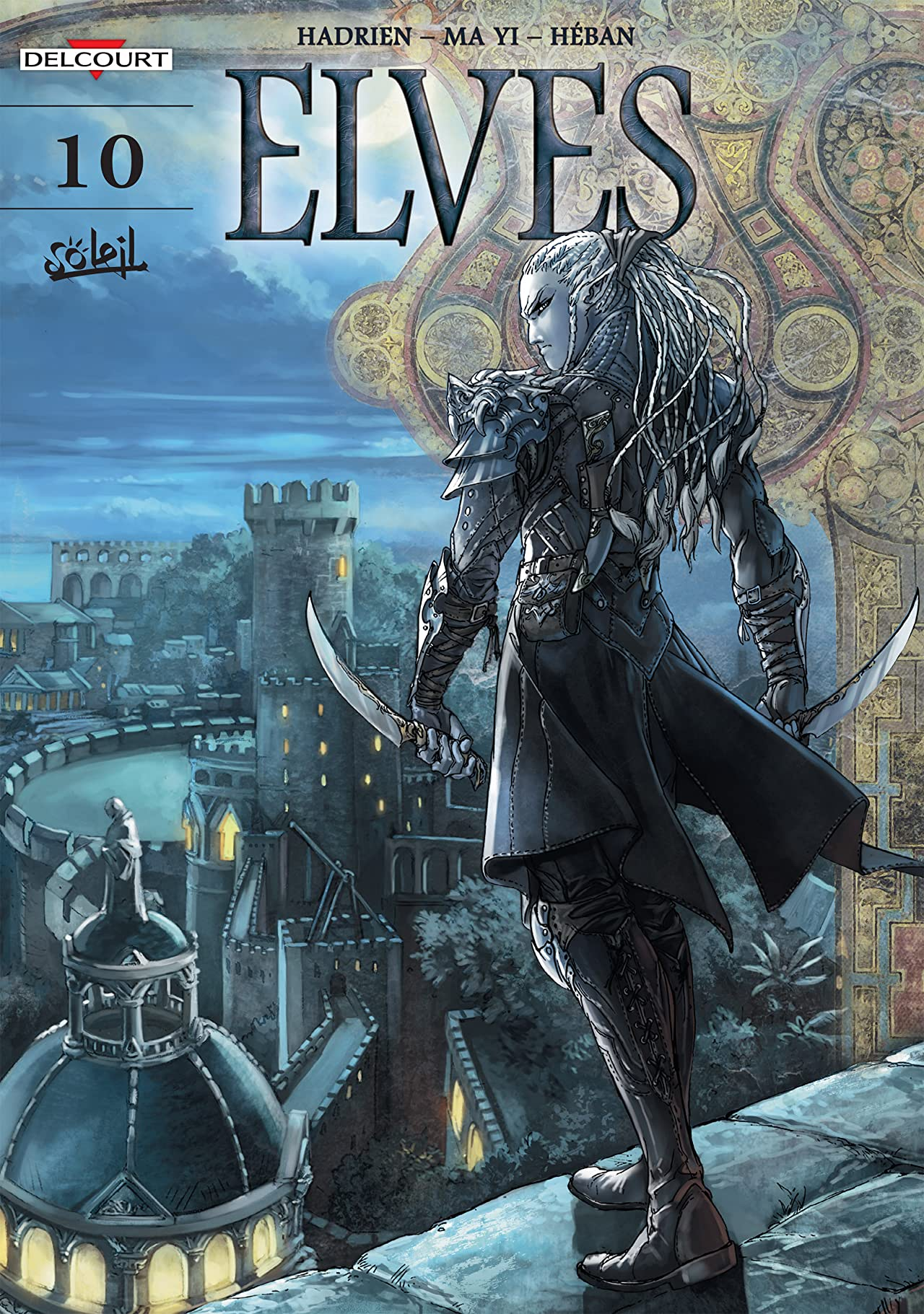 Elves Vol. 10: Dark Elf, Black Heart