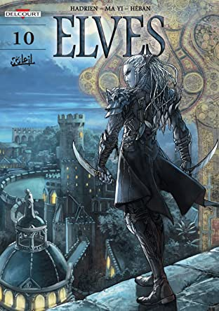 Elves Tome 10: Dark Elf, Black Heart