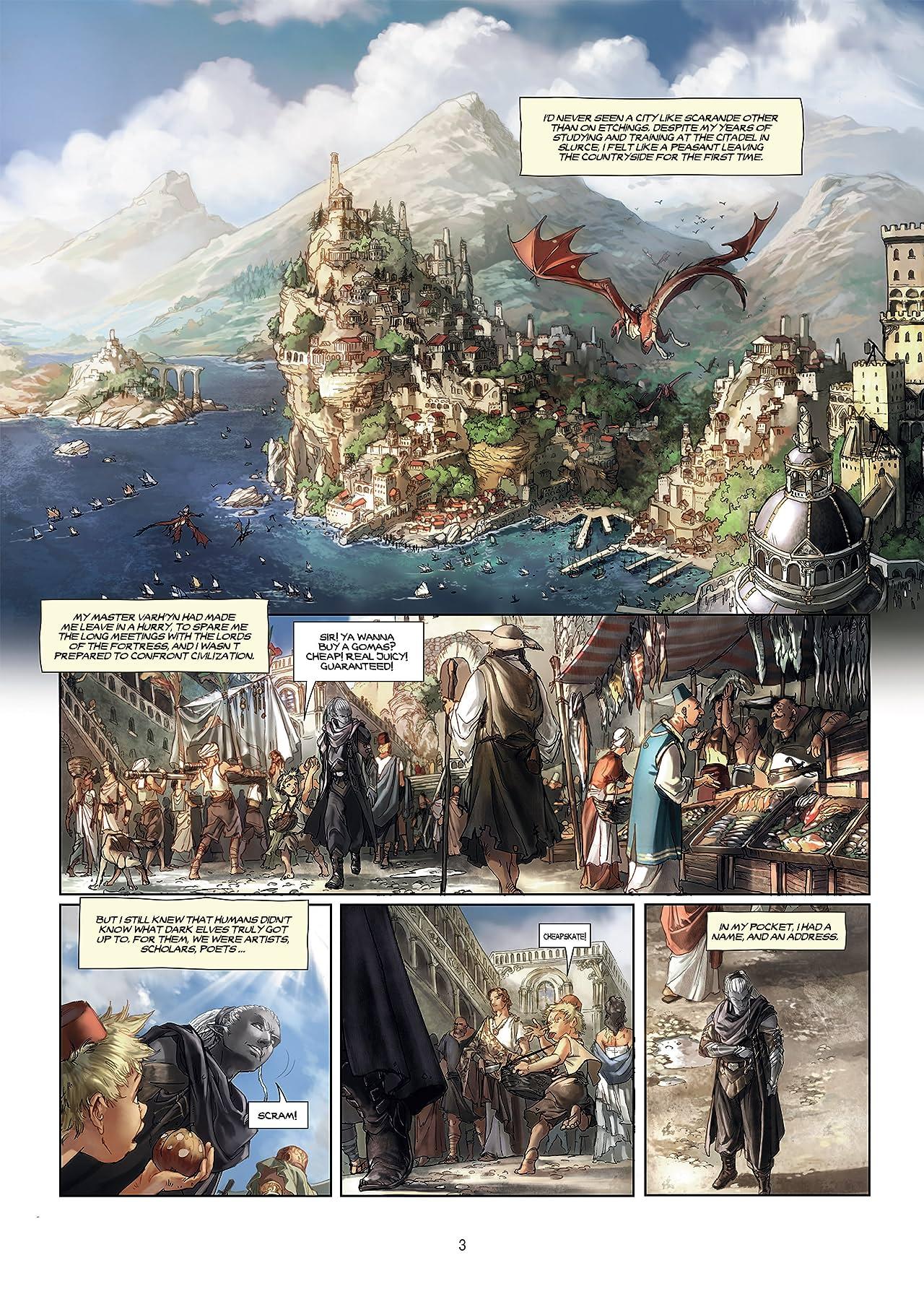 Elves Vol. 10: Dark Elf, Black Heart