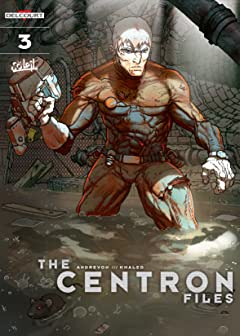 The Centron Files Vol. 3: The Weasel Bares Its Teeth