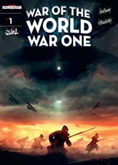 War of the World War One Vol. 1: The Thing Below the Trenches