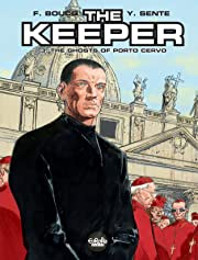 The Keeper Vol. 3: The Ghosts of Porto Cervo