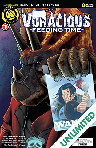 Voracious #5: Feeding Time Issue #1