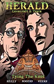 Herald: Lovecraft & Tesla Vol. 3: Tying the Knot
