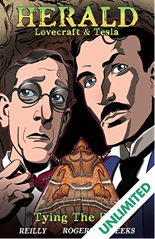 Herald: Lovecraft & Tesla Vol. 3: Tying the Knot