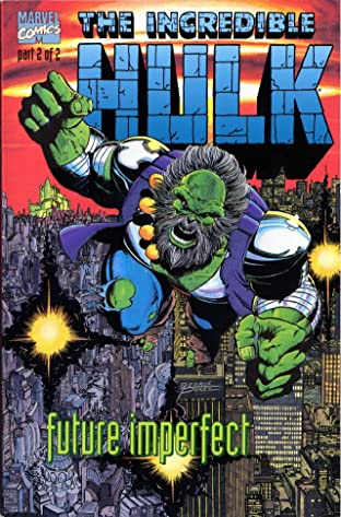 Hulk: Future Imperfect No.2 (sur 2)