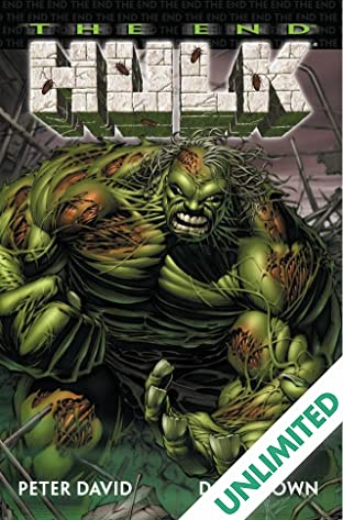 Incredible Hulk: The End #1