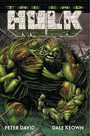 Incredible Hulk: The End No.1