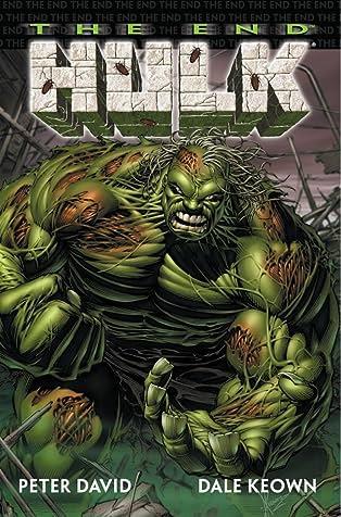 Incredible Hulk: The End #1