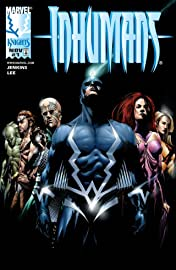 Inhumans (1998-1999) #1 (of 12)