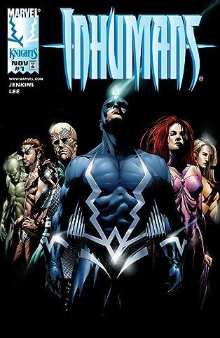 Inhumans (1998-1999) #1 (of 12)