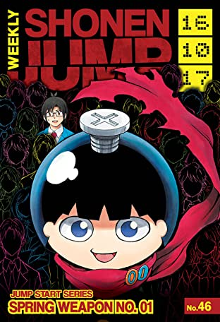 Weekly Shonen Jump Vol. 244: 10/17/2016