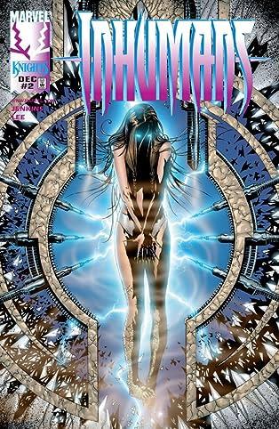 Inhumans (1998-1999) #2 (of 12)