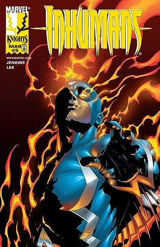 Inhumans (1998-1999) #5 (of 12)