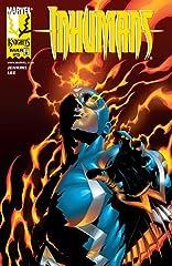 Inhumans (1998-1999) #5