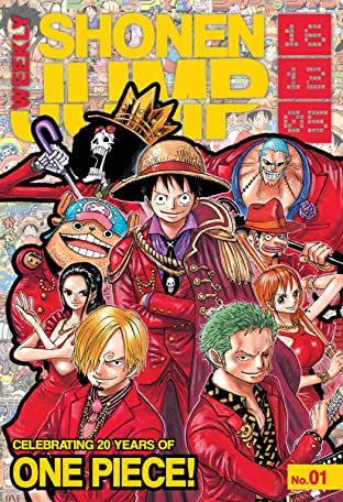 Weekly Shonen Jump Vol. 251: 12/05/2016