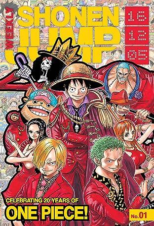 Weekly Shonen Jump Vol. 251: 12/05/2016