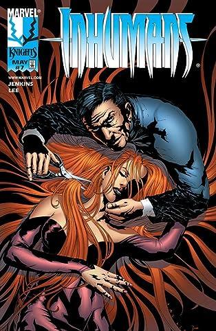 Inhumans (1998-1999) #7 (of 12)
