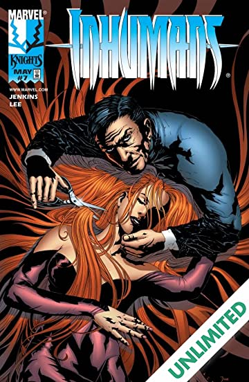 Inhumans (1998-1999) #7 (of 12)