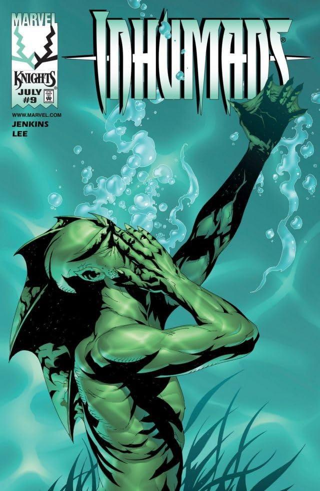 Inhumans (1998-1999) #9 (of 12)