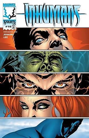 Inhumans (1998-1999) #10 (of 12)