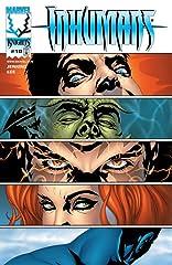 Inhumans (1998-1999) #10