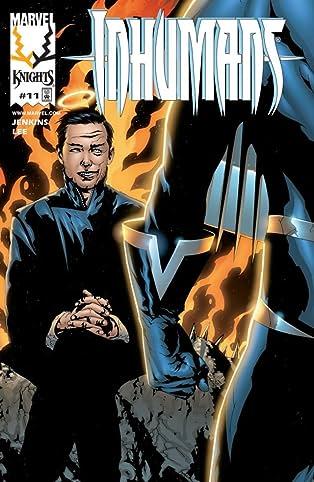 Inhumans (1998-1999) #11 (of 12)