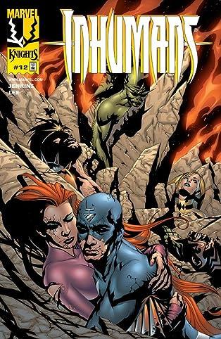 Inhumans (1998-1999) #12 (of 12)
