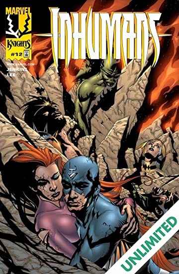 Inhumans (1998-1999) #12 (of 12)