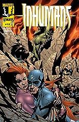 Inhumans (1998-1999) #12