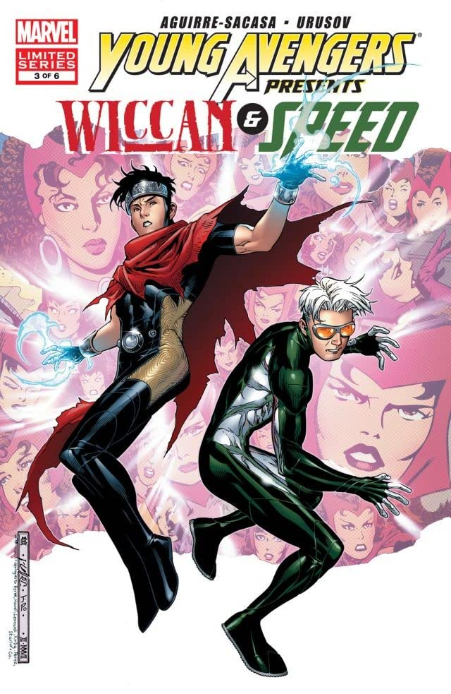Young Avengers Presents #3 (of 6)
