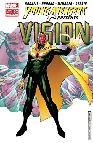 Young Avengers Presents #4 (of 6)
