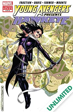 Young Avengers Presents #6 (of 6)