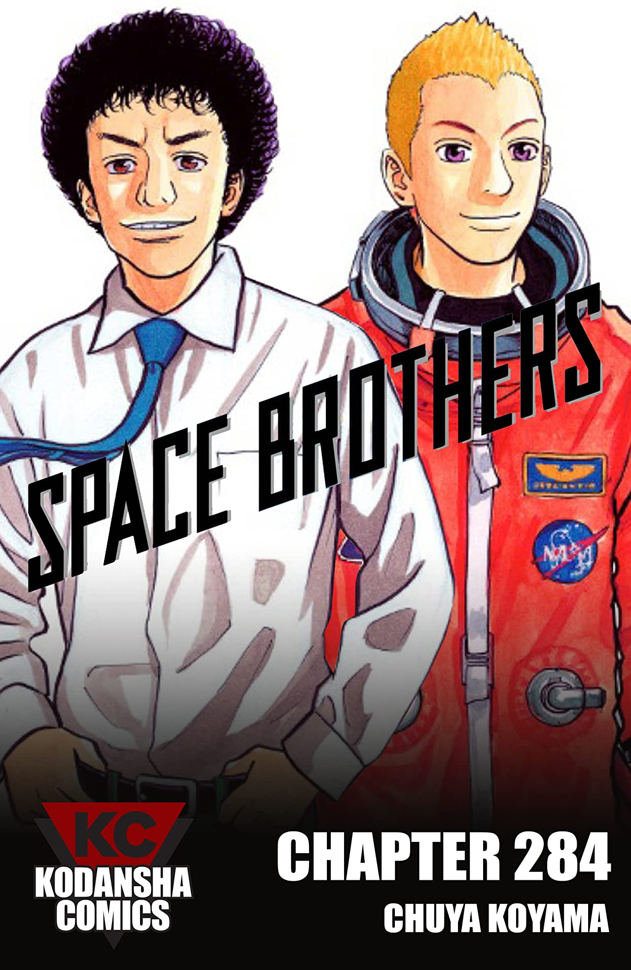 Space Brothers #284