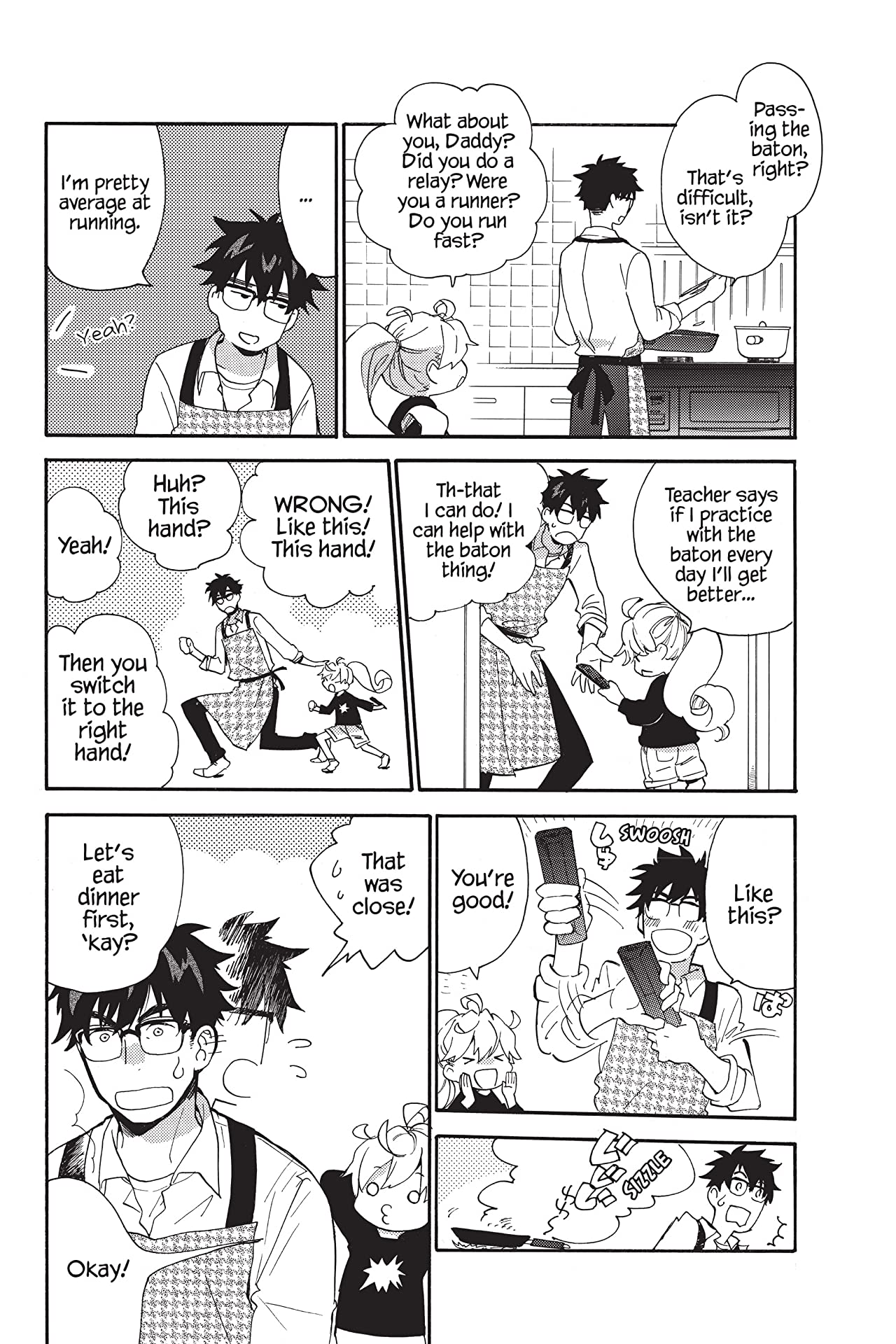Sweetness and Lightning #38