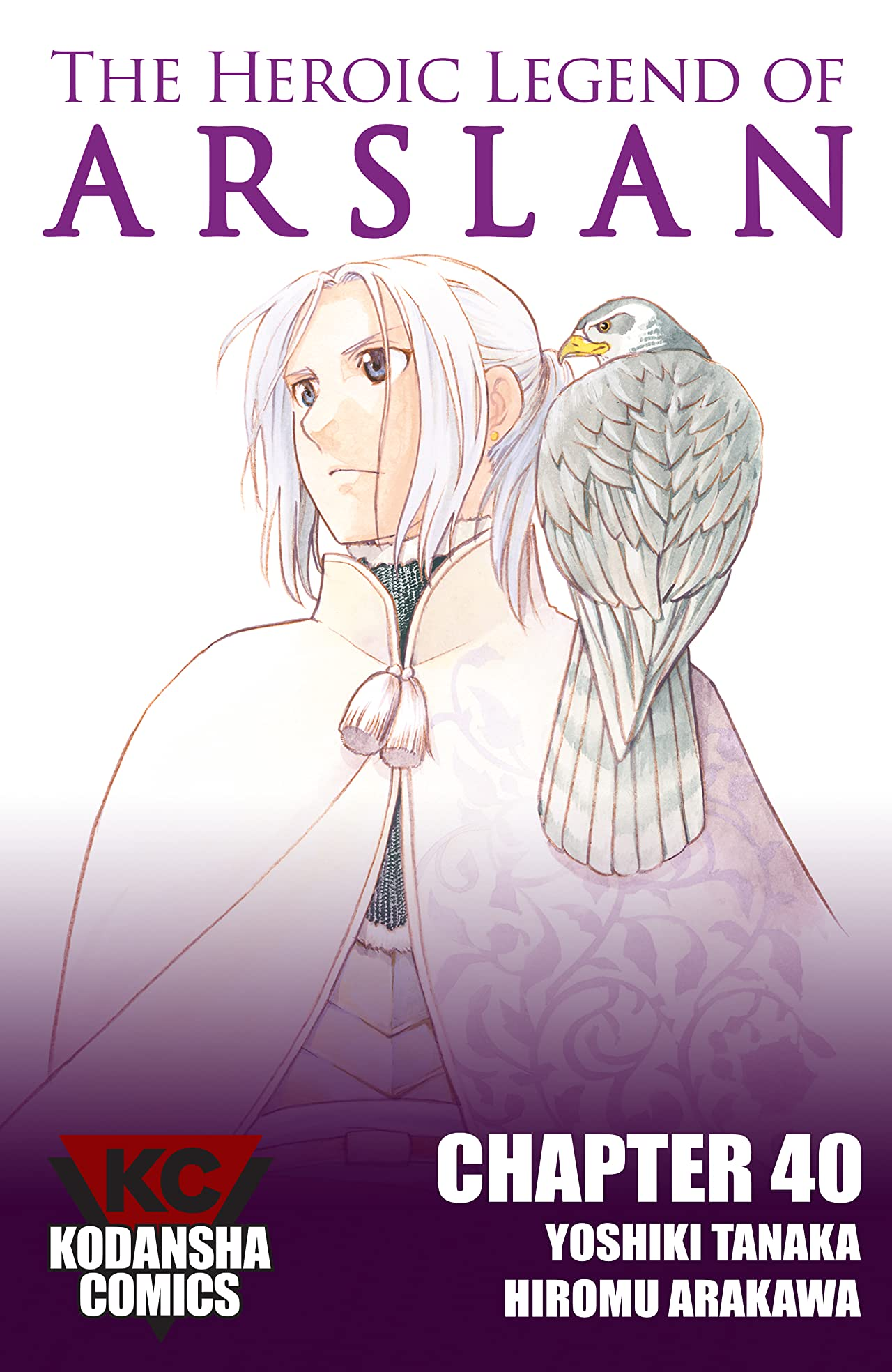 The Heroic Legend of Arslan #40