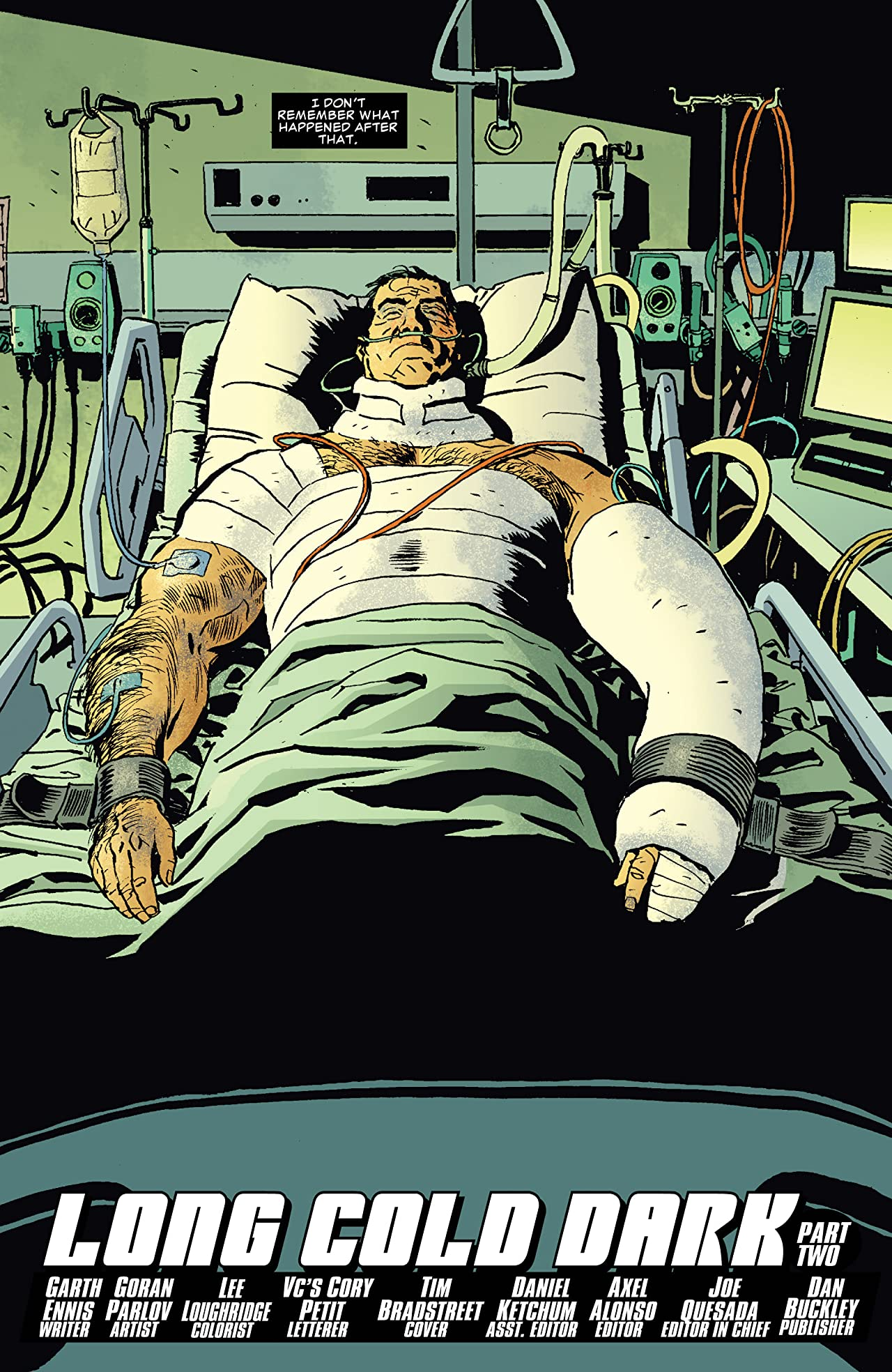 The Punisher (2004-2008) #51