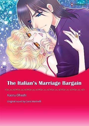 The Italian's Marriage Bargain