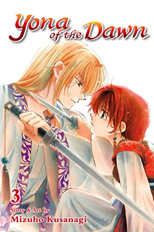 Yona of the Dawn Tome 3