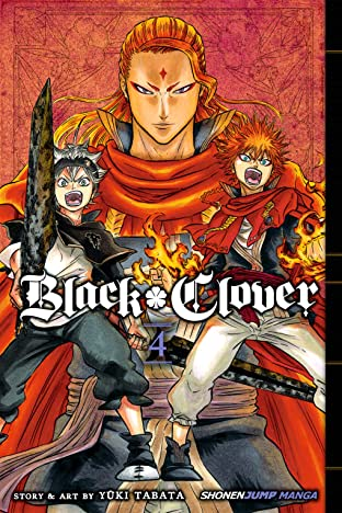 Black Clover Vol. 4