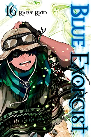 Blue Exorcist Tome 16