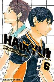 Haikyu!! Vol. 6