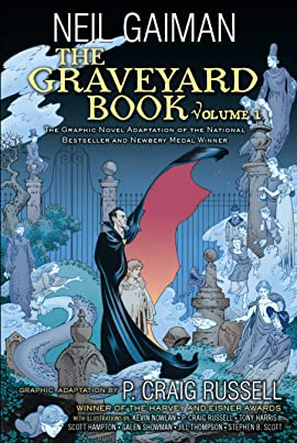 The Graveyard Book Graphic Novel Vol. 1