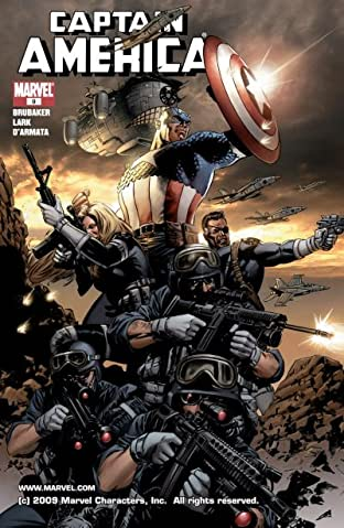 Captain America (2004-2011) No.9