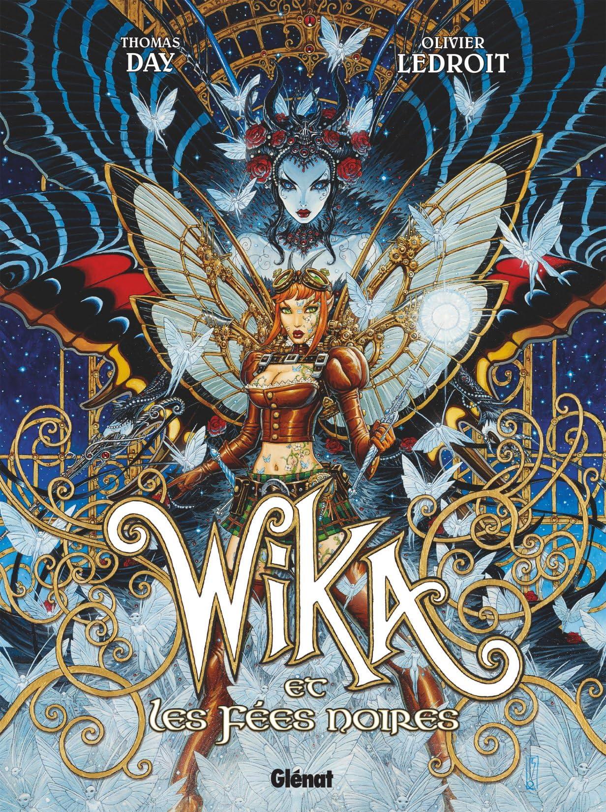 Wika Vol. 2: Wika et les Fées noires