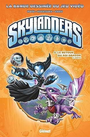 Skylanders Vol. 5: Le retour du Roi Dragon (2ème partie)