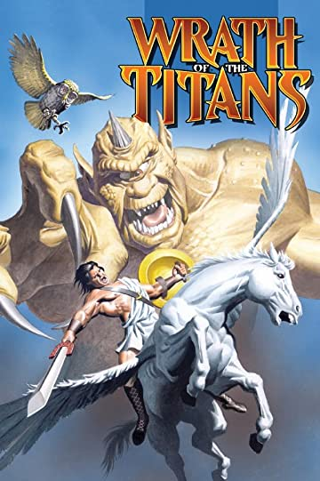 Ray Harryhausen Presents Wrath of the Titans
